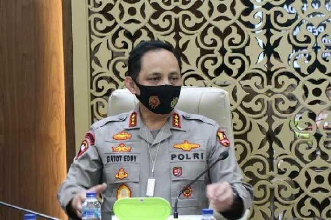 Polri Tambah Kuota Penerimaan Bintara