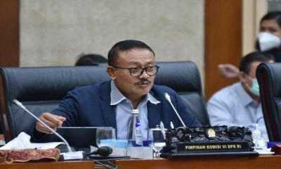 DPR Dukung Menko Perekonomian Bantu UMKM Terdampak Pandemi
