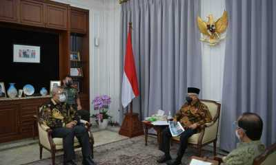 Wapres Ma'ruf Amin Minta Peta Jalan Reformasi Birokrasi Dievaluasi