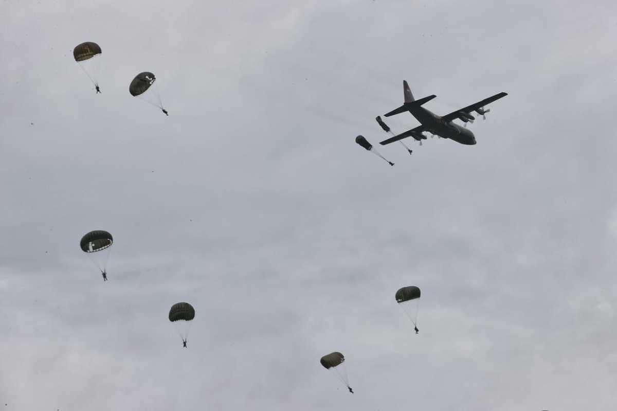 TNI AU Gelar Latihan Jalak Sakti 2021 dan Harda Maruta