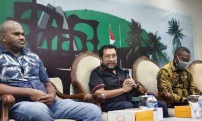 Yorrys: Revisi UU Otsus Momentum Perubahan Papua