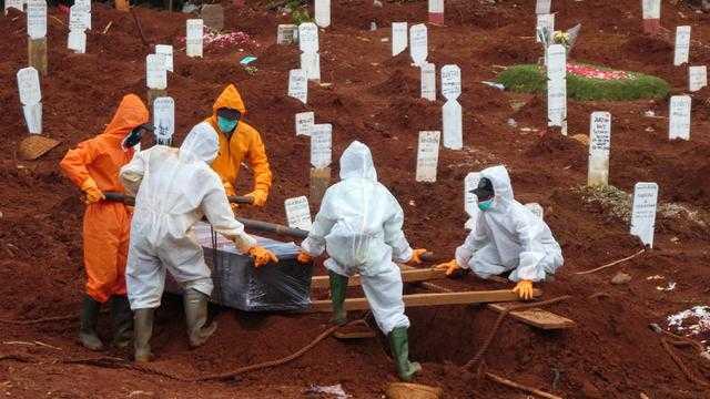 Pemkot Malang Klaim Tak Ada Penyelewengan Insentif Tim Pemakaman Jenazah Covid-19
