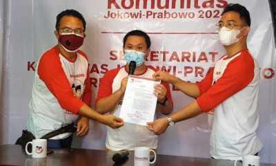 Dukung Jokowi-Prabowo 2024 Semakin Menguat, Kali Ini Komunitas Jokpro 2024 Banten Lakukan Deklarasi