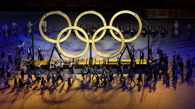 Klasemen Olimpiade Tokyo 2020, Jepang Kokoh Dipuncak, Indonesia Makin Melorot ke Peringkat 36