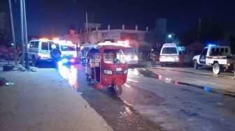 Bus Pemain Sepak Bola Somalia Meledak, 5 Orang Tewas dan Belasan Luka-luka
