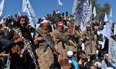 Usai AS Hengkang, Direktur CIA : Pemerintah Afghanistan Takut Jatuh, Karena Taliban Lagi Posisi Kuat