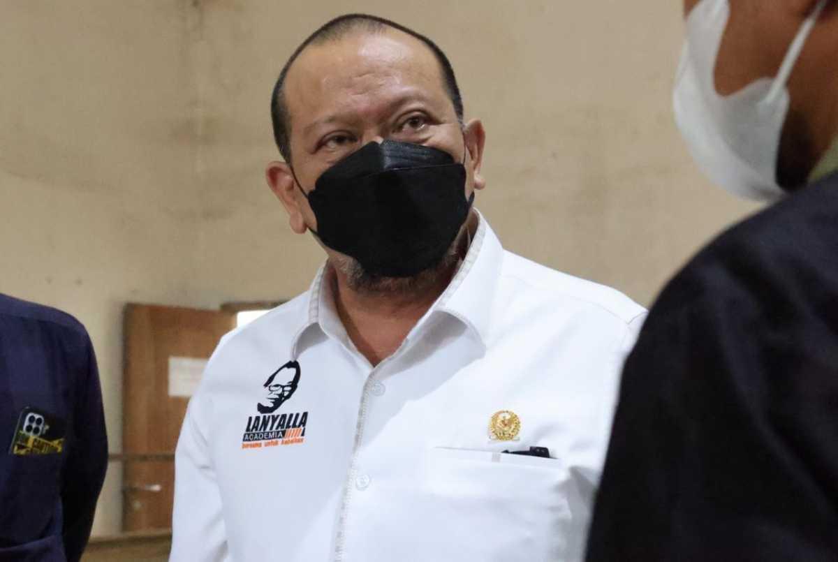 Berharap Liga 1 dan 2 Bergulir,Ketua DPD RI Dukung APPI