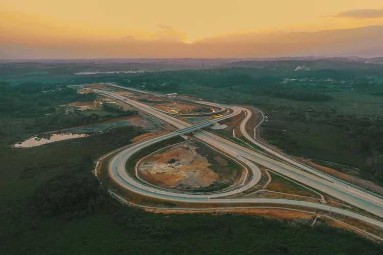 PUPR Targetkan Tol Balikpapan-Samarinda Selesai Agustus 2021, Tol Cisumdawu Akhir Tahun