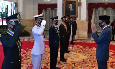 Inilah Profil Singkat 4 Lulusan TNI/Polri Terbaik Yang Dapat Bintang Adhi Makayasa Tahun 2021
