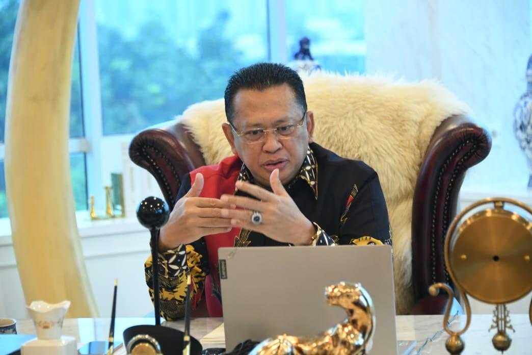 Bamsoet: IMI Siap Dukung PemilihanPresiden FIA Regional II Asia Pasifik
