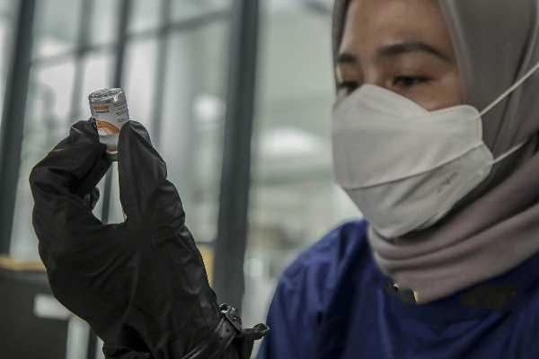 "Sukseskan Vaksinasi Covid-19 Nasional, Konsesi WEGE ""de Braga Hotel"" Gelar Gerai Vaksin Presisi"