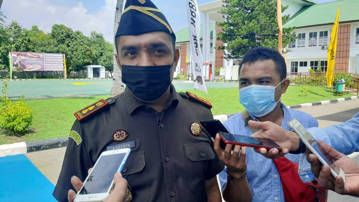Kejari Kabupaten TTU Limpahkan Tiga Kasus Korupsi Dana Desa