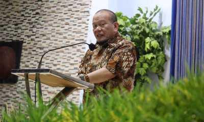 Ketua DPD RI Minta Pemerintah Tekan Angka Kematian Pasien Covid