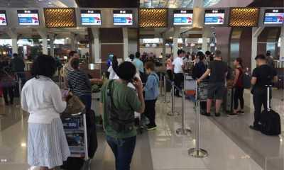 Ternyata Sejak 1 Juli 2021,Sudah ada 10.612 WNA Tinggalkan Indonesia