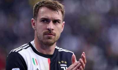 Juventus Ingin Jual Aaron Ramsey