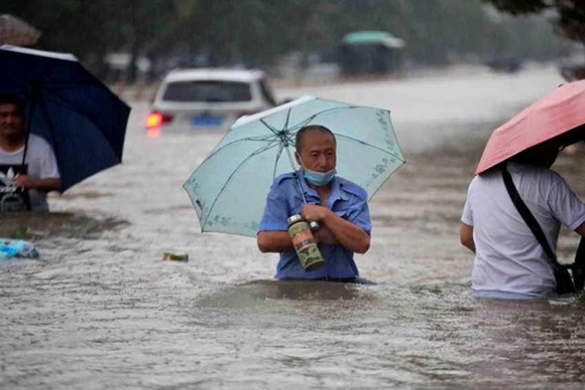 Banjir di Zhengzhou Hambat Produksi iPhone 13