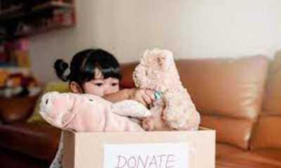 Begini Cara Ajari Anak Beramal, Berbagi dan Peduli pada Sesama
