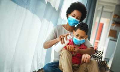 Begini Cara Merawat Anak Positif COVID-19 di Rumah