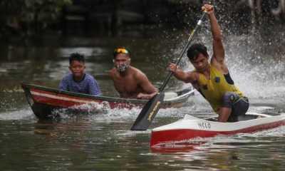Olimpiade Tokyo - Badai Tropis Menuju Jepang, Cabang Dayung Dijadwal Ulang