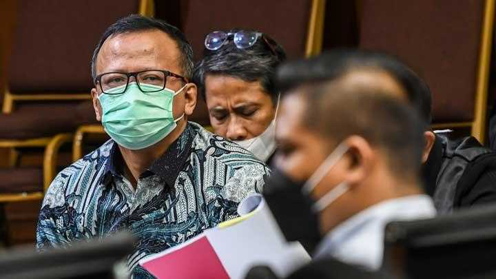 KPK Apresiasi Vonis 5 Tahun Penjara ke Edhy Prabawo