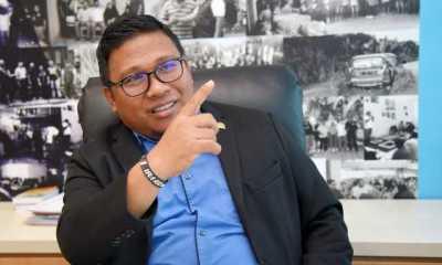 Politisi Demokrat Irwan Fecho Subut Prof Mahfud Diduga Terpapar Buzzer Dan Influencer!