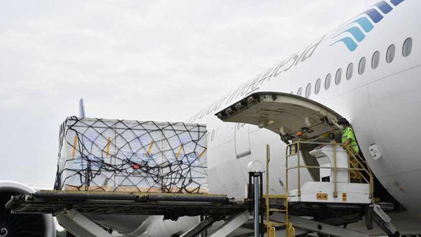 Pulihan Kinerja Perusahaan, Garuda Optimalkan Bisnis Angkutan Logistik Ekspor