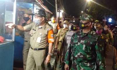 Mendagri : Satpol PP dan TNI-Polri Dikerahkan Pantau Warga Makan di Warteg 20 Menit