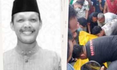 Ketua MUI Labura Ditemukan Tewas Dalam GOT, Pimpinan MUI Pusat Kecam Pembunuhnya: Pelaku Harus Dihukum Berat