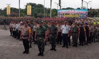3.385 Personel Aparat Gabungan Diturunkan Jaga Aksi Jokowi End Game