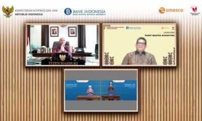 Kemenkop dan Bank Indonesia Hadirkan Pusat Wastra Nusantara