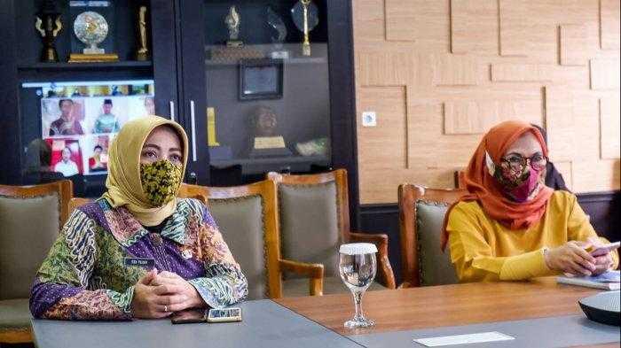 Ketiga Kalinya, Kota Bogor Raih Penghargaan KLA Madya