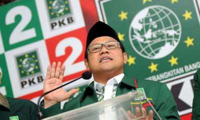 Cak Imin Targetkan PKB Menang di Pemilu 2024