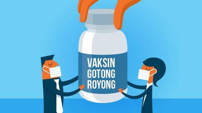 Bantah Komersialisasi, Kimia Farma: Tarif Vaksin Gotong Royong Ditetapkan Pemerintah