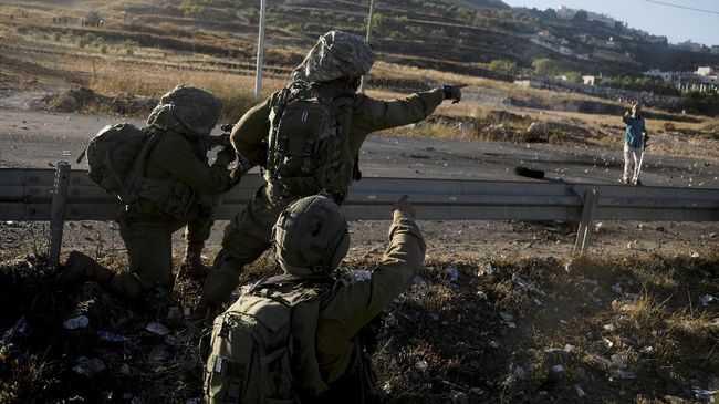 Lagi, Tentara Israel Bunuh Warga Palestina di Tepi Barat