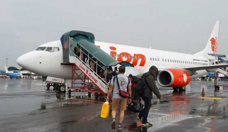 Syarat Naik Pesawat Lion Air Harus Menunjukkan Kartu Vaksin