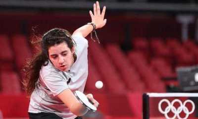 Olimpiade Tokyo - Atlet Termuda Asal Suriah, Tersingkir di Babak Pembuka Tenis Meja
