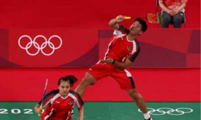 Olimpiade Tokyo - Praveen/Melati Hadapi Peringkat Satu Dunia di Perempat Final