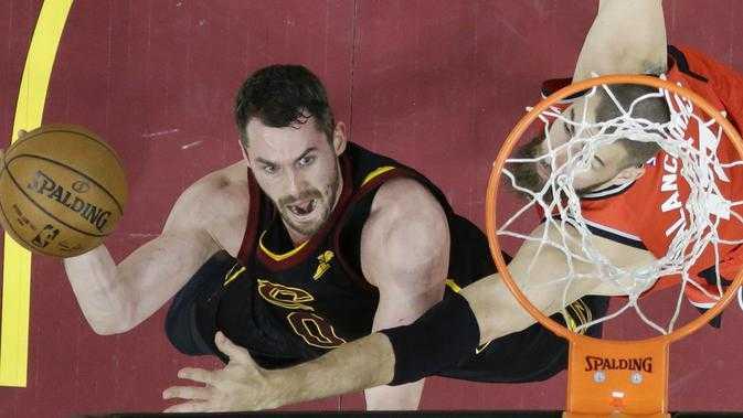 Belum Pulih dari Cedera, Kevin Love Mundur dari Tim Basket Olimpiade AS