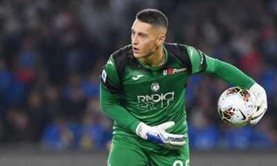Atalanta Resmi Pinjamkan Pierluigi Gollini ke Tottenham Hotspur