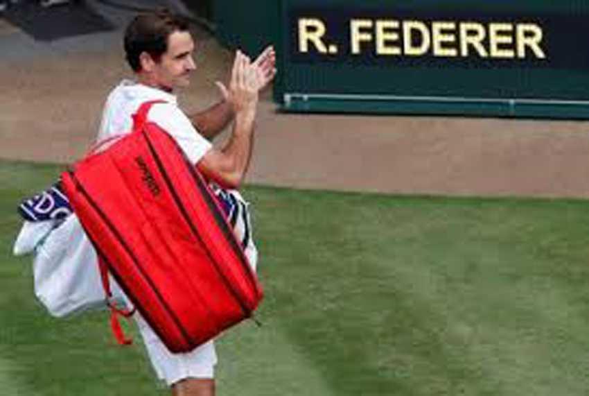 Cedera Lutut, Federer Putuskan Mundur dari Olimpiade Tokyo