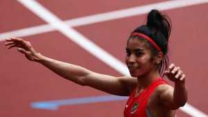 Olimpiade Tokyo – Babak Pertama, Alvin Tehupeiory Finis di Posisi Buncit