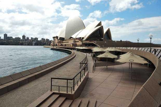 """Tak Berhasil Tekan COVID-19, Sydney Perpanjang """"Lockdown"""""""