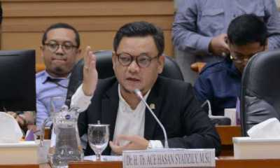 Komisi VIII DPR Minta Usut Tuntas Oknum Pemotong Dana Bansos
