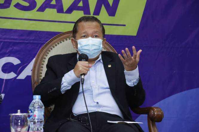 Arsul Sani Ingatkan Kembali Pejabat Pemerintah Agar Memperbaiki Komunikasi Publiknya