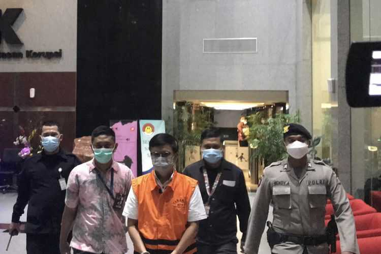 Usut Kasus Munjul, KPK Ambil Sampel Suara Yoory Corneles Pinontoan