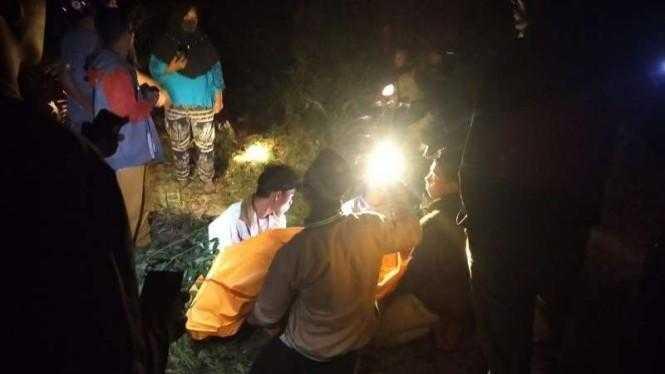 Ditemukan Wanita Tewas Dibunuh Secara Sadis di Tumpukan Ranting Dengan Mulut Disumpal Celana Dalam