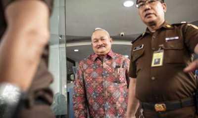 Kejagung Tetapkan Alex Noerdin Jadi Tersangka Kasus Korupsi PDPDE Sumsel