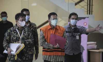 Angin Prayitno Aji Ajukan Praperadilan di PN Jaksel