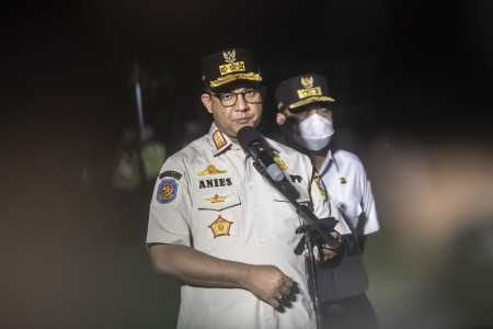 Waduh! Anies Ingin Terapkan Syarat Vaksin ke Semua Kegiatan Masyarakat di Jakarta