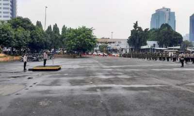 TNI/Polri Adakan Apel Gabungan Hadapi Malam Perayaan Idul Adha
